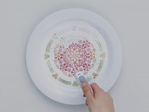 FLORAL PLATE PROJECT04