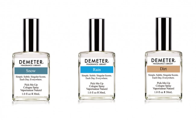 DEMETER FRAGRANCE LIBRARYシングルノート