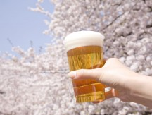 Hand,Of,A,Japanese,Woman,With,A,Beer,Under,The